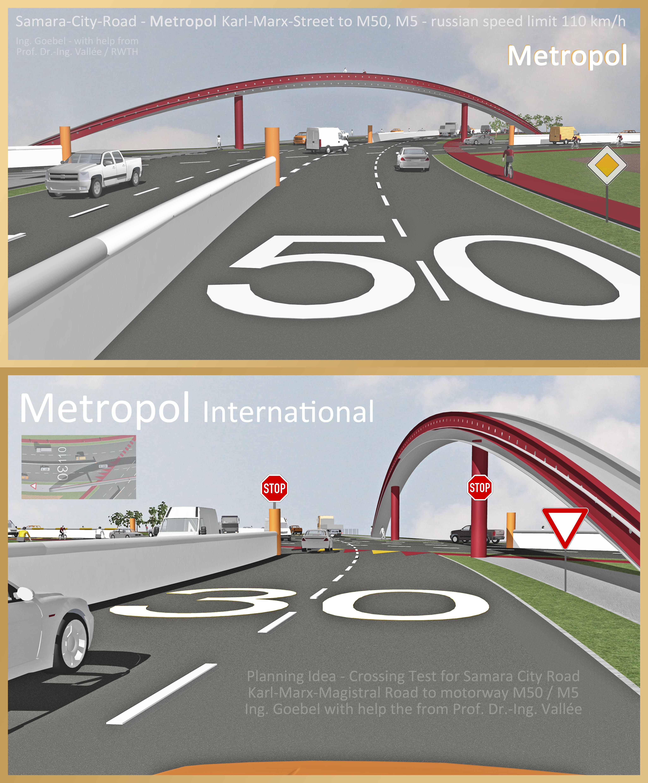 ----- Предварительный проект дорог в центре Самары http://www.volker-goebel.biz/X_Drivers_View_Metropol_Crossing_Karl_Marx_City_Allee_Samara_Draft_Ing_Goebel_Dr_Vallee.jpg